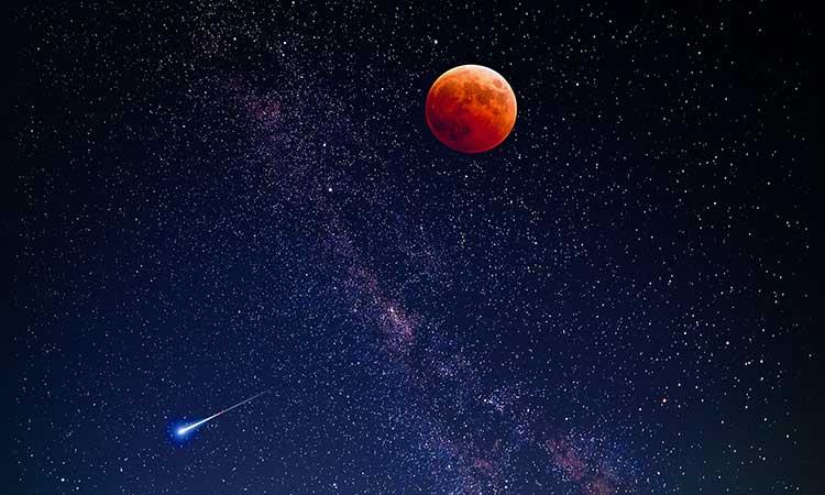 Lunar Orienting