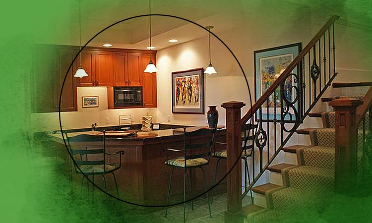 Kitchen Area | Well-Centered Home